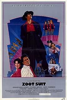 27 x 40 Zoot Suit Movie Poster