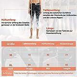 COOLOMG Damen Sport Leggings Yoga - 2