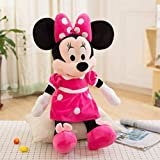 Peluche Jouet Mickey Minnie Mickey Mouse Cadeau 40cm (A3)