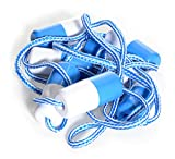 Milliard Pool Rope -Adjustable Length- 16-20ft Floating Cordon Pool Safety Divider with Floats, Hooks and FID