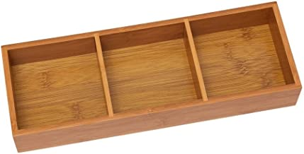 tray with compartments