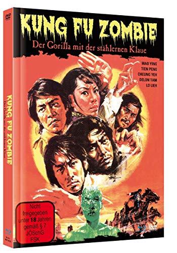 Kung Fu Zombie - Der Gorilla mit der stählernen Klaue [Blu-ray & DVD] [Limited Mediabook]