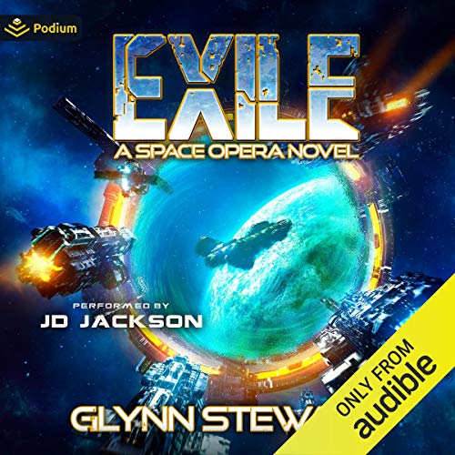Page de couverture de Exile