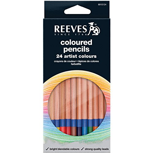 Reeves Coloured Pencils,Set of 24