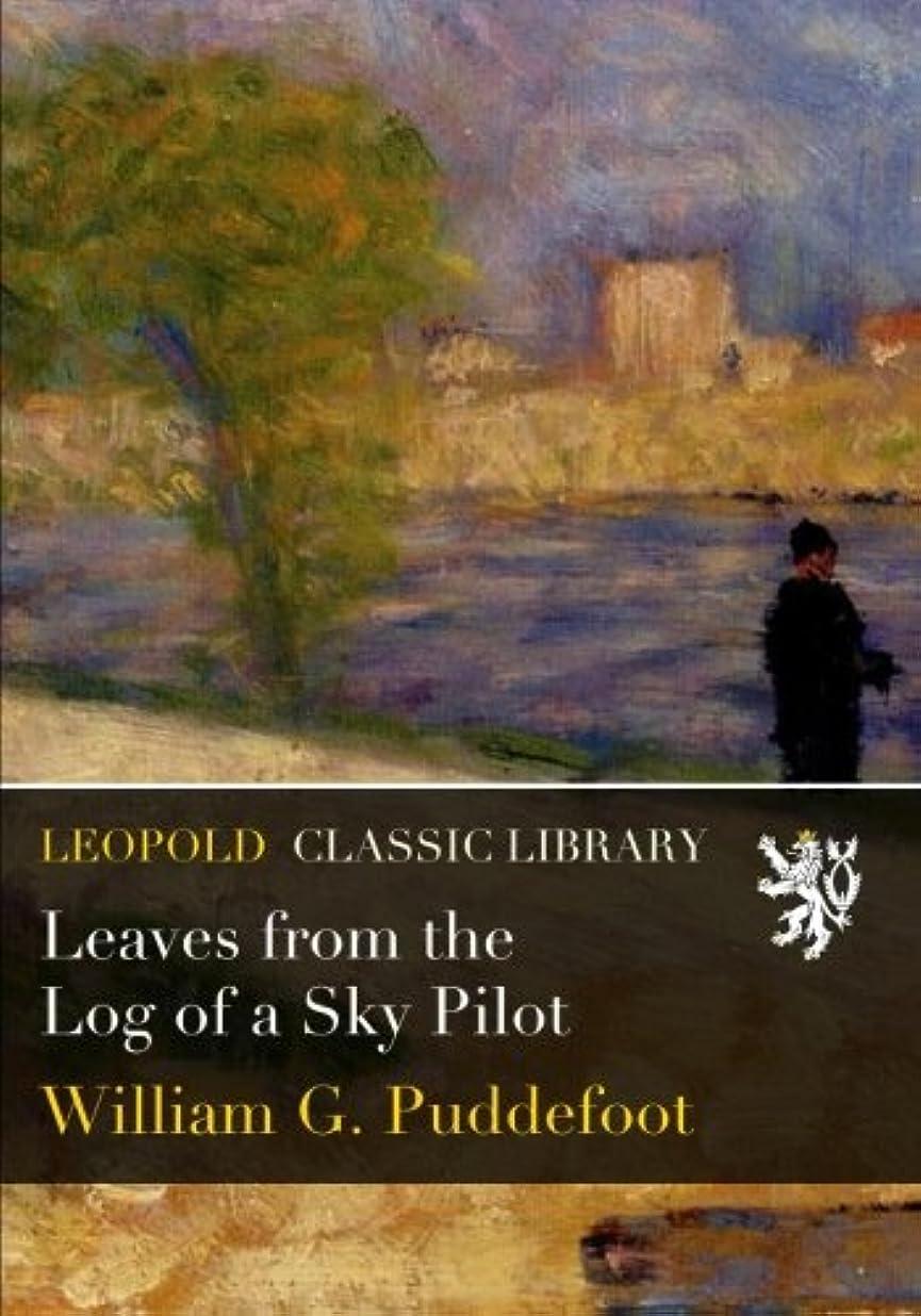 結核愛する上へLeaves from the Log of a Sky Pilot