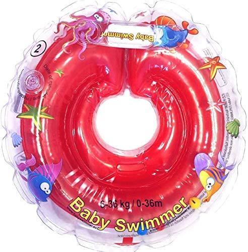Infant Natación Flotador Inflable Anillo de Seguridad Infla