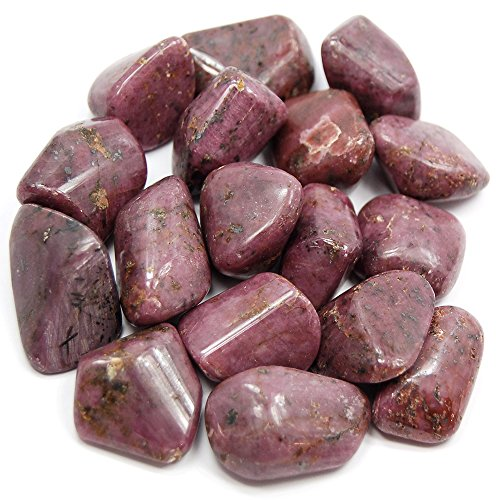 Tumbled Ruby (India) (5/8-1) - 1pc.