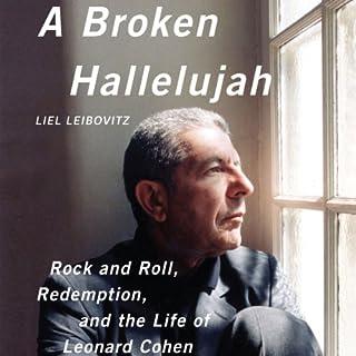 A Broken Hallelujah cover art