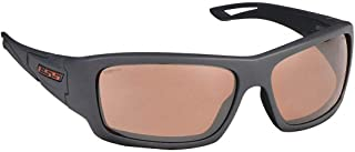 Copper Safety Glasses, Scratch-Resistant, Wraparound