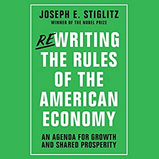 Rewriting the Rules of the American Economy cover art