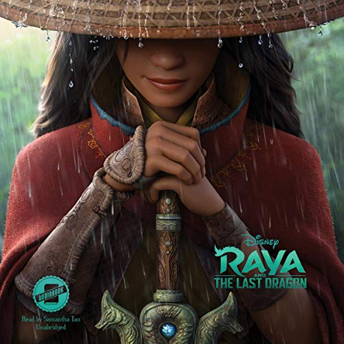 Raya and the Last Dragon cover art