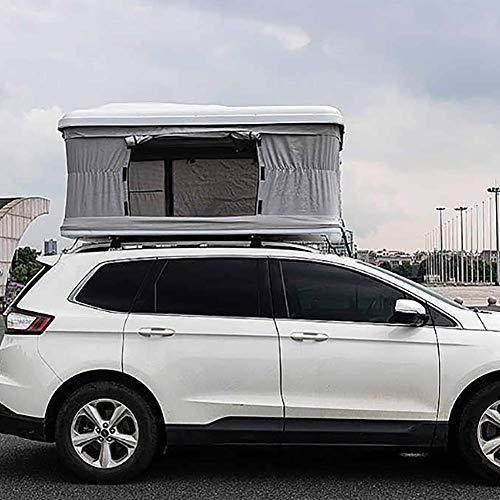 LMHX Vorzelte 2-3 Erwachsene Fahrzeugzelt Dachzelt Autodachzelt Wohnwagen Kastenwagen Mit Erweiterungsleiter