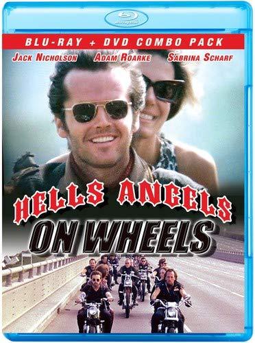Hells Angels on Wheels [Blu-ray]