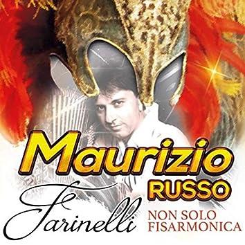 Maurizio Russo - Farinelli non solo fisarmonica