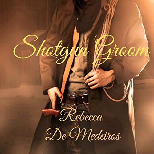Shotgun Groom audiobook cover art