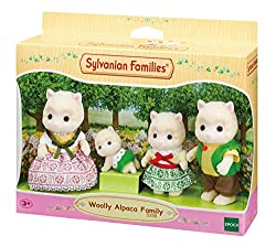 Well-made with fine attention to detail Good for stimulating imaginative role-play in children A four-figurine set containing the father, mother, girl and boy Very detailed outfits with vintage styling details The figurines can be posed by moving the...