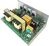 Generatore del trasduttore di pulizia ad ultrasuoni da 28kHz 100W con ilarità del circuito del generatore di ultrasuoni del PCB 220V Stabilità