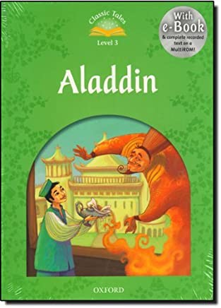 Classic Tales: Aladdin Elementary Level 1 (Classic Tales Second Edition) by Sue Arengo(2011-12-01)