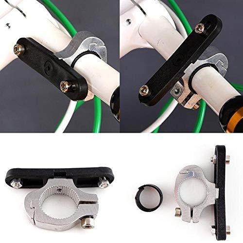 Portaborraccia per bicicletta, adattatore per portabottiglie, senior, bicicletta o bicicletta, supporto per bottiglia d'acqua, adattatore a 360 gradi