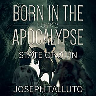Born in the Apocalypse: State of Ruin cover art