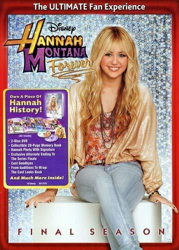 Hannah Montana Forever: Final Season (2pc) / (Ws) [DVD] [Region 1] [NTSC] [US Import]