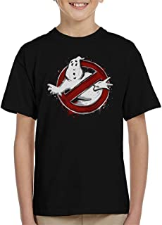 Heroes of New York City Ghostbusters Kid's T-Shirt
