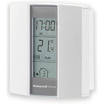 Honeywell Home T136C110AEU T136: Termostato Programable, Blanco