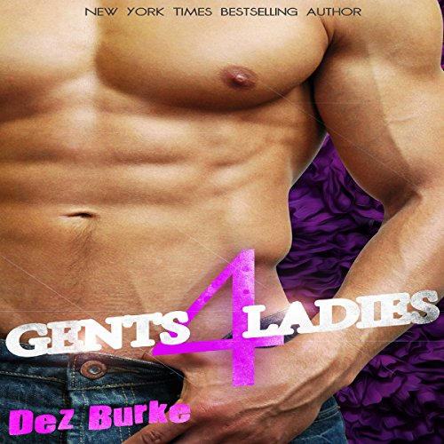 Gents 4 Ladies audiobook cover art