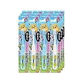 Amazon.co.jp限定 リーチ キッズ ポケモンはえかわり期用 歯ブラシ 12本セット 子ども用歯ブラシ