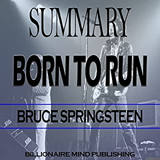 Summary: Born to Run: By Bruce Springsteen cover art