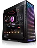 Kiebel Gamer PC Extreme Intel Core i7 10700KF 8x3.8GHz (NVIDIA RTX 3090, 32GB DDR4, 500GB NVME + 1TB...