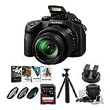Panasonic LUMIX DMC-FZ1000 16X Long Zoom Digital Camera !