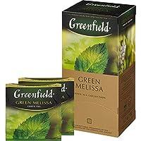 Greenfield Tea, 25 count (Green Melissa)
