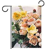 庭の装飾の屋外の印の庭の旗の飾り記念日美しい咲く テラスの鉢植えのデッキのため