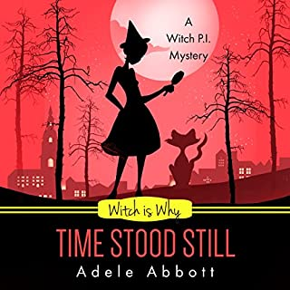 Witch Is Why Time Stood Still cover art