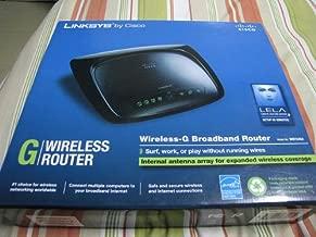Linksys WRT54G2 V1 Wireless -G Broadband Router