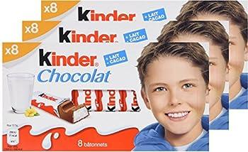 Best kinder german chocolate Reviews