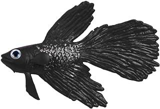 Licogel Artificial Fish Luminous Silicone Realistic Stimulated Floating Fish Ornament Stimulated Simulation Decorative Flu...