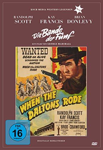 Die Bande der Fünf - Edition Western Legenden #55
