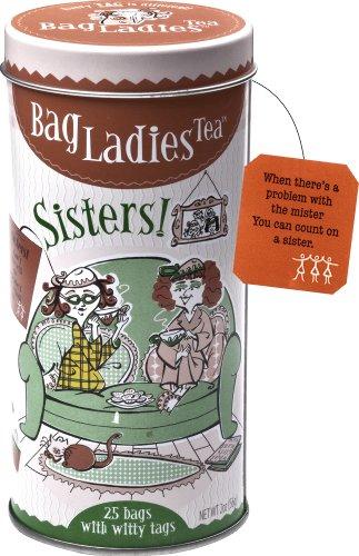 Sisters Tea Tin