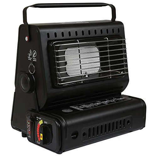Portable Gas Heater Camping Caravan Outdoor Fishing Butane Gas Canisters