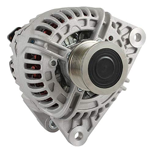 DB Electrical ABO0396 New Alternator For Dodge Ram Pickup Truck 6.7L 6.7 Diesel 07 08 09 2007 2008 2009 0-124-525-129 0-124-525-156 56028732AC 56028732AD 400-24117 11239