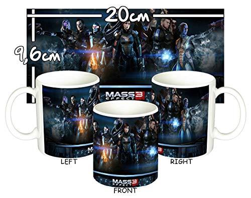 Mass Effect 3 F Tasse Mug