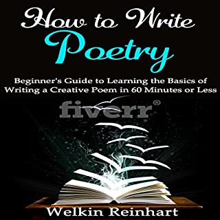 How to Write Poetry cover art