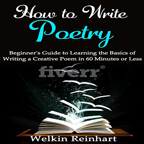 How to Write Poetry audiobook cover art