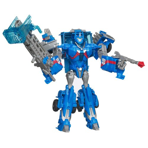 Transformers Prime – Robots in Disguise – Voyager Class – Ultra Magnus
