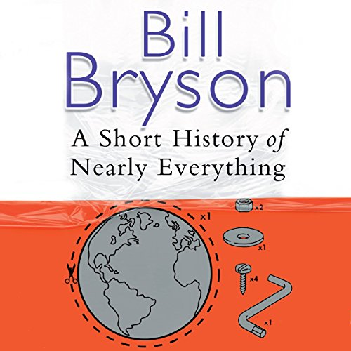 Couverture de A Short History of Nearly Everything
