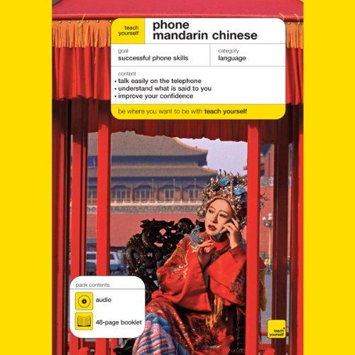 Teach Yourself Phone Mandarin Chinese cover art