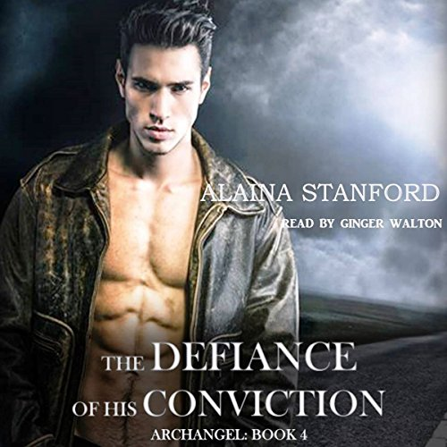 The Defiance of His Conviction audiobook cover art