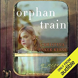 Orphan Train     A Novel              By:                                                                                                                                 Christina Baker Kline                               Narrated by:                                                                                                                                 Jessica Almasy,                                                                                        Suzanne Toren                      Length: 8 hrs and 21 mins     19,795 ratings     Overall 4.5
